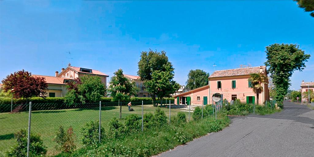 scuola inglese sede via Paleotta 11 Fano Casa Cecchi