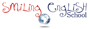 Smiling English Logo