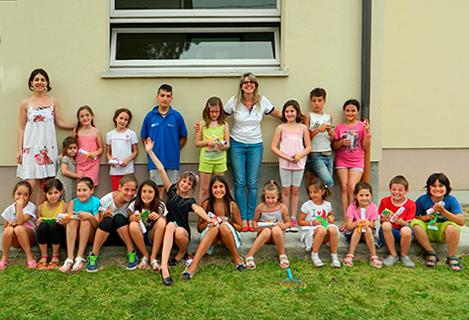 bambini della smiling english school