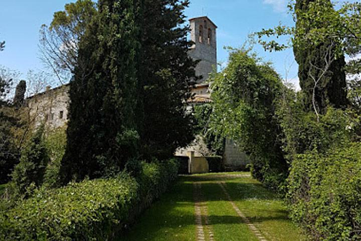 vacanze studio inglese per adulti abbazia di Spineto Toscana