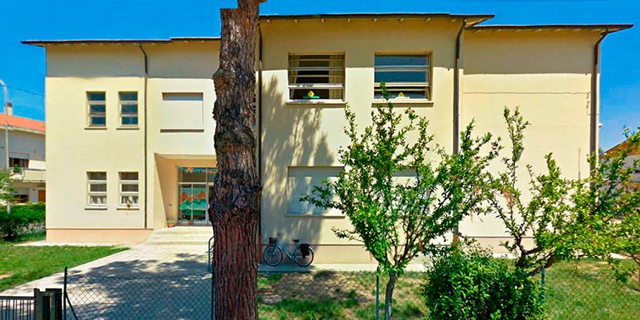 scuola inglese sede via Torricelli 1 Fano