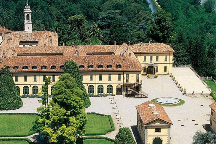 vacanze studio inglese per adulti villa Castelbarco Lombardia